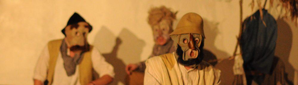 Masques et Créatures de l'Imaginaire