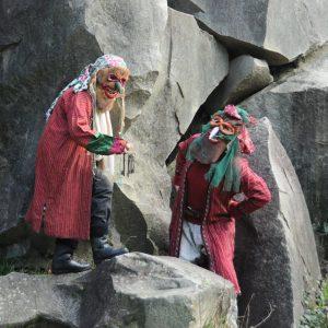 les clés de la roche magique