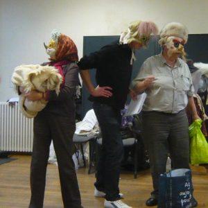 atelier masque répétion